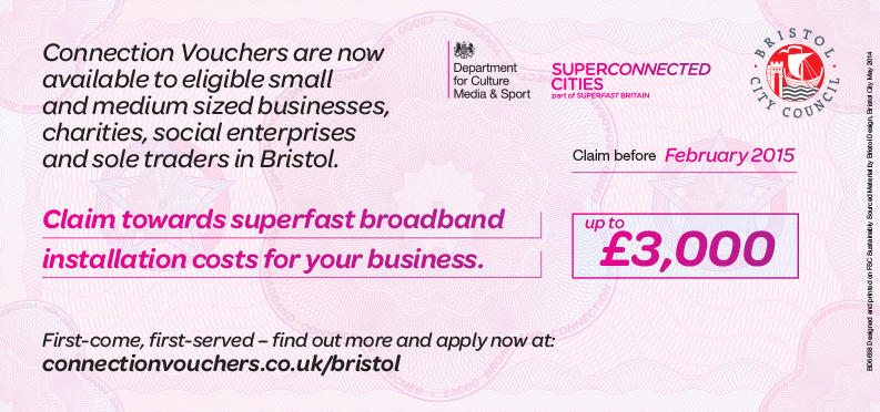 Upgrade your business to high-speed broadband
