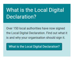 Local Digital Declaration