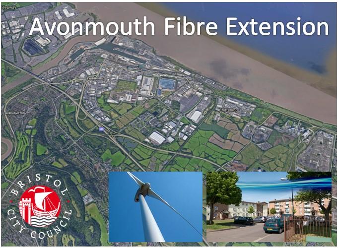 Avonmouth fibre extension
